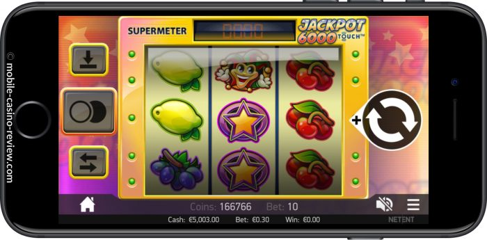 MCR_Classic Fruit Slots - Mobile Edition